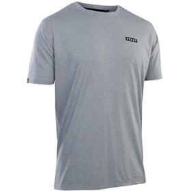 ION DriRelease Maglietta S_Logo a maniche corte Uomo, grigio